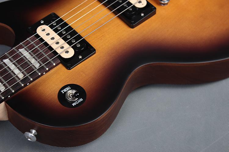吉普森 gibson lp lpj 电吉他 三色可选 日落色图片
